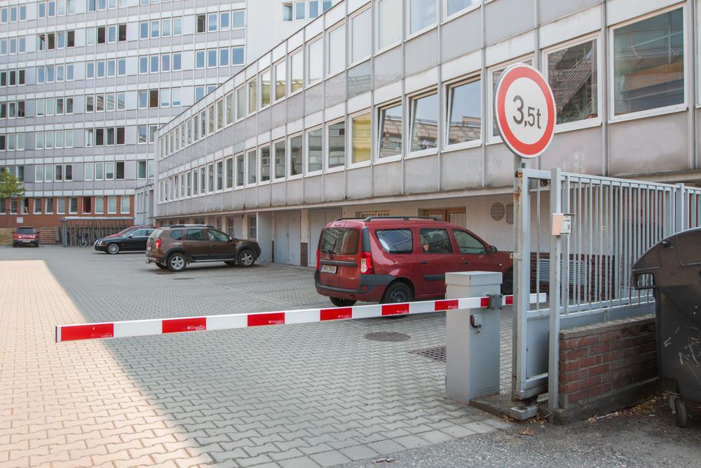 Parkovací místa HSC foto02